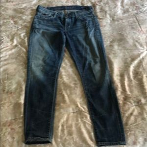 Citizens of Humanity relaxed skinny jeans, 25